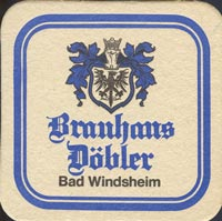 Beer coaster dobler-1