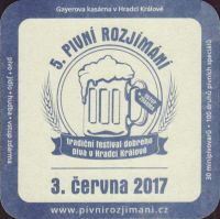 Beer coaster dobruska-10-zadek-small