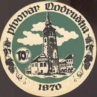 Beer coaster dobruska-4