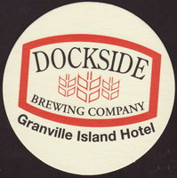 Beer coaster dockside-1