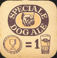 Beer coaster dogale-1