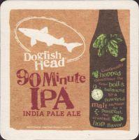 Beer coaster dogfish-head-2-zadek-small