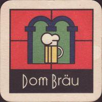 Pivní tácek dom-brau-1-small