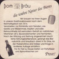 Pivní tácek dom-brau-1-zadek-small
