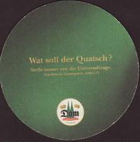 Pivní tácek dom-kolsch-15-small