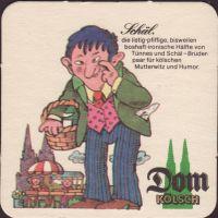Pivní tácek dom-kolsch-29-small