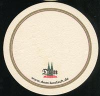 Pivní tácek dom-kolsch-3-zadek