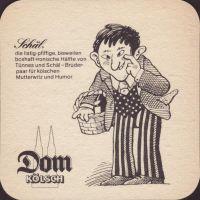 Pivní tácek dom-kolsch-32-zadek-small