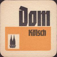 Pivní tácek dom-kolsch-39-small