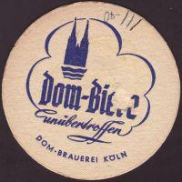 Pivní tácek dom-kolsch-42-small