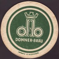 Beer coaster donnerbrauerei-1-small
