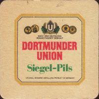 Beer coaster dortmunder-union-45