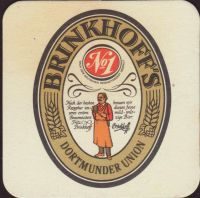 Beer coaster dortmunder-union-46