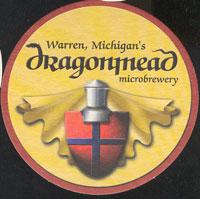 Beer coaster dragonmead-1