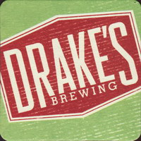 Beer coaster drakes-1-small