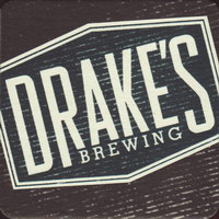 Beer coaster drakes-2-small