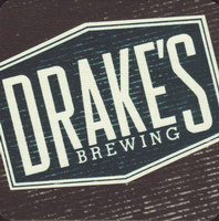 Beer coaster drakes-5-small