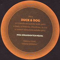 Beer coaster duck-and-dog-1-zadek-small