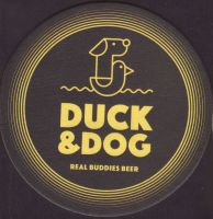 Beer coaster duck-and-dog-5-small