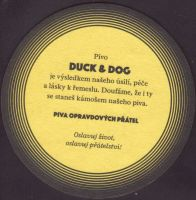 Beer coaster duck-and-dog-5-zadek-small