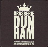 Beer coaster dunham-1-oboje-small