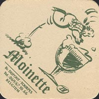 Beer coaster dupont-1