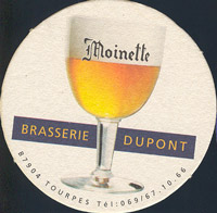 Beer coaster dupont-5