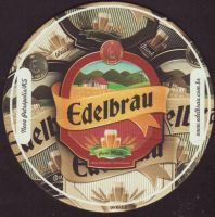 Beer coaster edelbrau-1