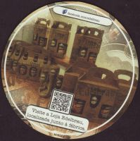 Beer coaster edelbrau-1-zadek-small