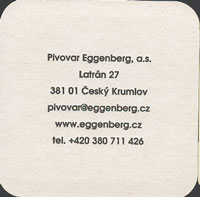 Pivní tácek eggenberg-3-zadek
