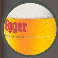 Beer coaster egger-bier-4-zadek