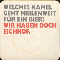 Pivní tácek eichhof-2-zadek