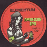 Beer coaster elementum-1-small