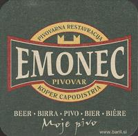 Pivní tácek emonec-1