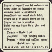Beer coaster enigma-2-zadek-small