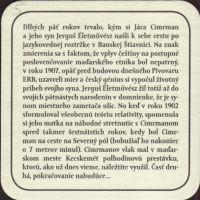 Pivní tácek erb-7-zadek-small