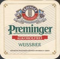 Pivní tácek erdinger-2-zadek