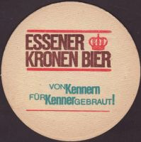 Beer coaster essener-kronen-1-zadek-small