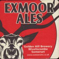 Pivní tácek exmoor-ales-1-small