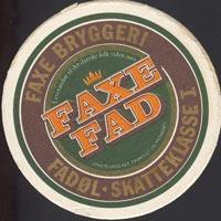 Pivní tácek faxe-2