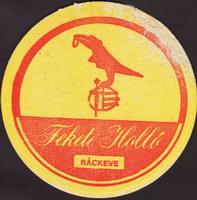 Pivní tácek fekete-hallo-rackeve-1-small