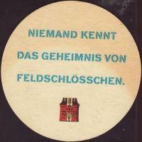 Pivní tácek feldschloesschen-107-small