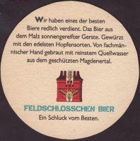 Pivní tácek feldschloesschen-121-small