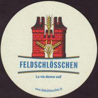Beer coaster feldschloesschen-126