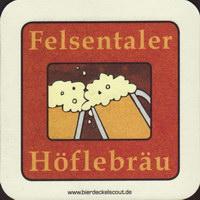 Beer coaster felsentaler-hoflebrau-1-oboje-small