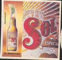 Beer coaster femsa-3-oboje