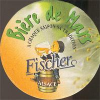 Pivní tácek fischer-21