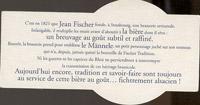 Pivní tácek fischer-29-zadek