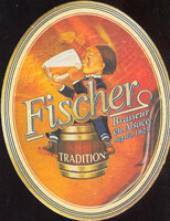 Pivní tácek fischer-57
