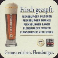 Beer coaster flensburger-29-zadek